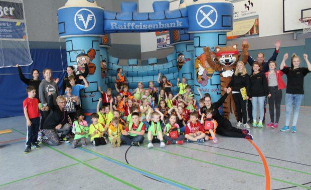 1. Kindergartenhandballtag des SV Hermsdorf